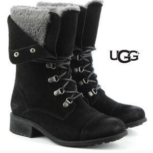 UGG Gradin Boot (Women) Black Size 10